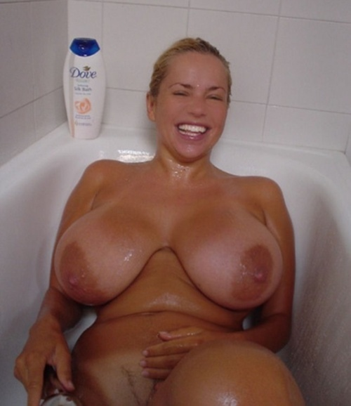 Latino Huge Natural Tits