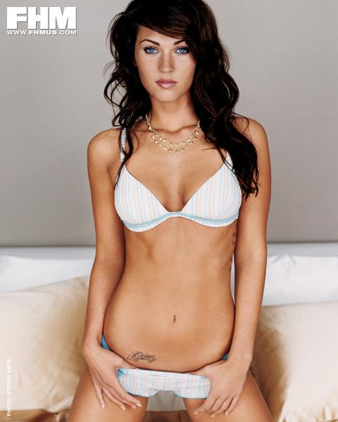 Megan Fox Bra