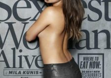 Mila Kunis Sexiest Woman