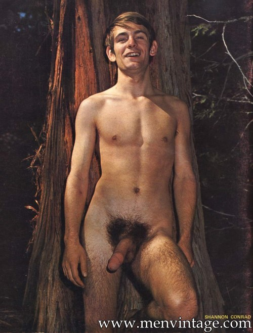 naked hairy dick