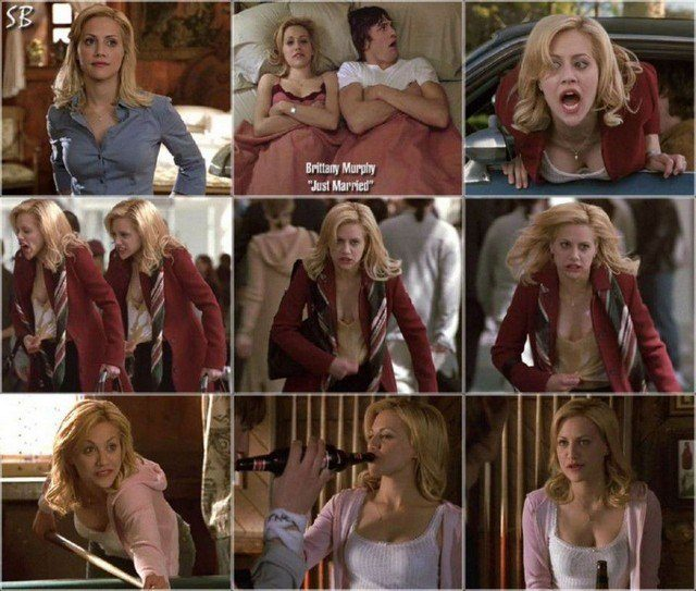 Naked brittany murphy Brittany Snow