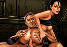 Naked Tomb Raider On Erotic Pictures