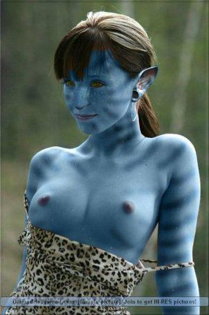 Nude Avatar Porn