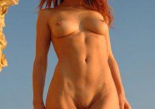 Nude European Hottie