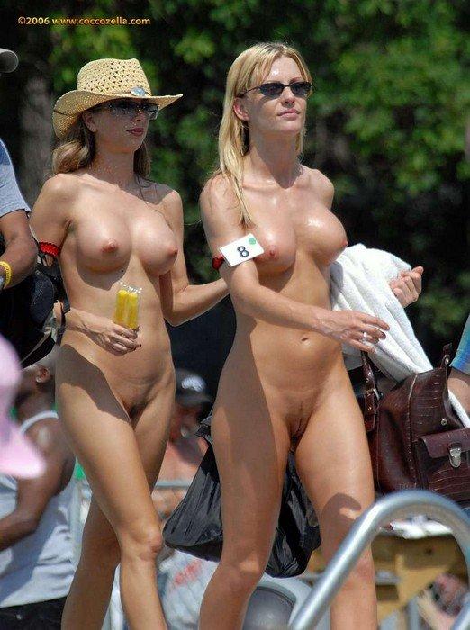 Nude Female Contest