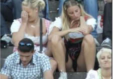Nude German Girls Oktoberfest