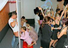 Orgy Gloryhole Blowjob Party