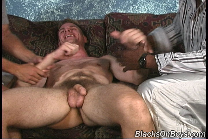 Park Wiley Gay Interracial Blowjob