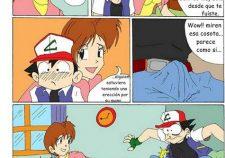 Pokemon Ash And Mom Hentai Comics