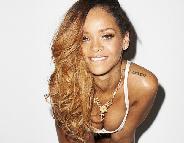 Rihanna Terry Richardson
