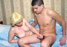 Russian Mom Having Sex