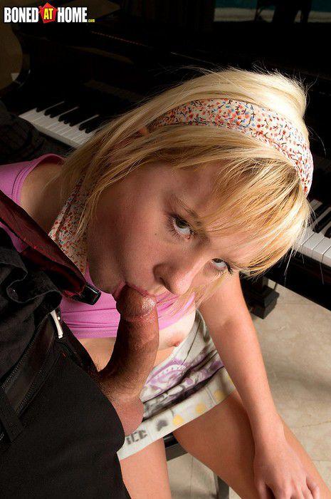 Seduced By Piano Teacher