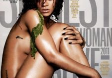 Sexiest Woman Alive Esquire Cover
