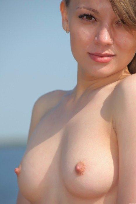 Small Perky Nipples