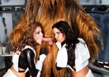 Star Wars Porn Parody Xxx