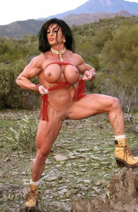tallest black woman nude