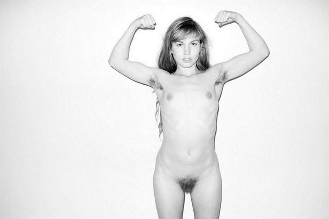 Terry Richardson Nettie Harris Nude