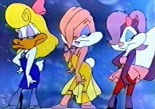 Tiny Toon Adventures Fifi