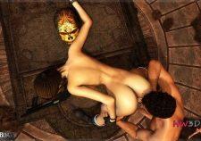 Tomb Raider 3d Monster Porn