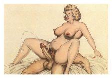 Vintage Cartoon Porn
