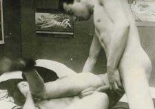 Vintage Erotic Nude Art