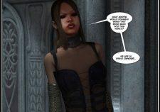 Wandering Princess Episode Comics
