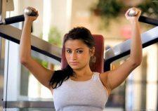 Alexa Loren Gym