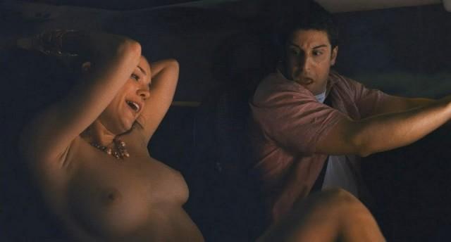 Ali Cobrin American Reunion Nude
