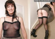 Amateur Dressed And Undressed Stockings