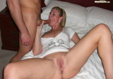 Amateur Mom Pussy
