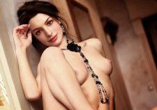 Anne Hathaway Nude Selfie