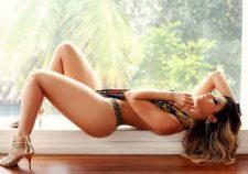 Babi Rossi Brazilian Hot Girl Sexy Legs Heels