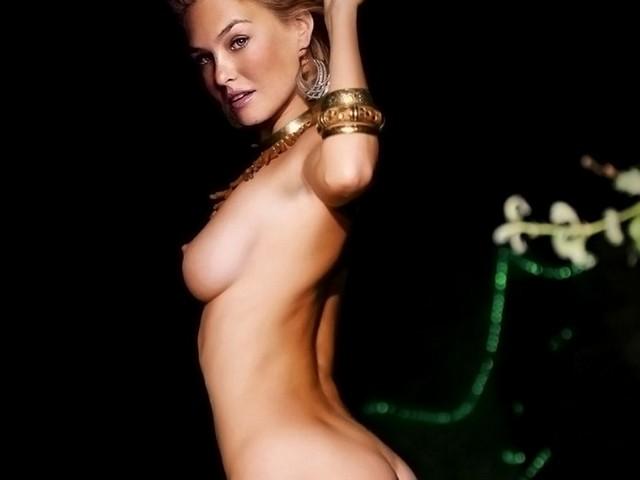 Bar Refaeli Naked