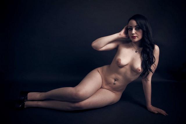 Black Goth Girls Naked