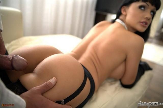 Brunette Big Ass Porn