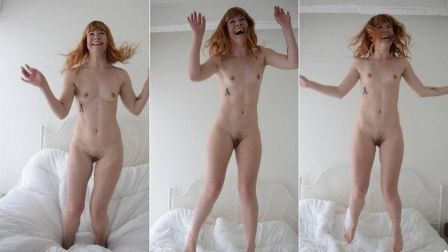 Claire Robbins Naked
